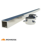 IRONRIDGE SGA 3 inch, Diagonal Brace Kit, 7.5', 4-Panel Rows