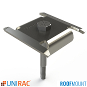UNIRAC - RMDT Mid Clamp 36-40mm 310825