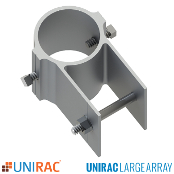UNIRAC ULA 2 inch Slider for Ground Mount