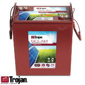 TROJAN Solar AGM SAGM 6V 315Ah at 20 Hr Deep Cycle Battery
