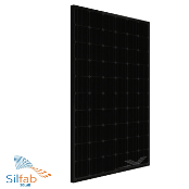 SILFAB SLA-M 310 ALL BLACK Mono Solar Panel 60cell 38mm
