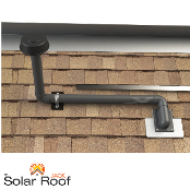 Solar Roof Jack Comp Shingle Package