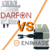 Enphase IQ6+ vs Darfon G320
