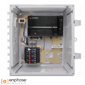 ENPHASE, XAM1-120B, AC COMBINER BOX, METERED, WITH ENVOY-S
