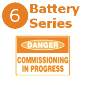 Battery-based System Commissioning