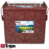 TROJAN SSIG 12 230 Deep-Cycle Battery | 12V 209Ah at 20HR