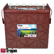 TROJAN SSIG 12 255 Deep-Cycle Battery | 12V 229Ah at 20HR