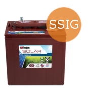 Trojan Solar Signature Batteries SSIG Guide - Full List of