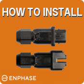 Enphase Field Wireable Connectors - How to Assemble Q-CONN-