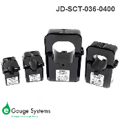 EGAUGE AC Split-Core Current Sensor 400A JD-SCT-036-0400
