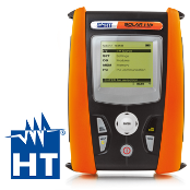 HT 1-PH installation efficiency tester and I-Ve curve tracer