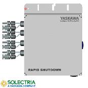 Solectria Residential Rapid Shutdown RSD-PVI-3800-   RENVU