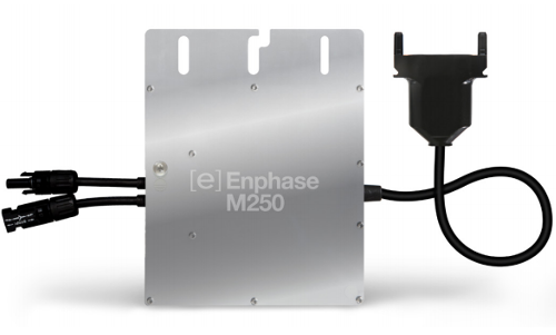 Enphase M250 - Micro Inverter History 2013