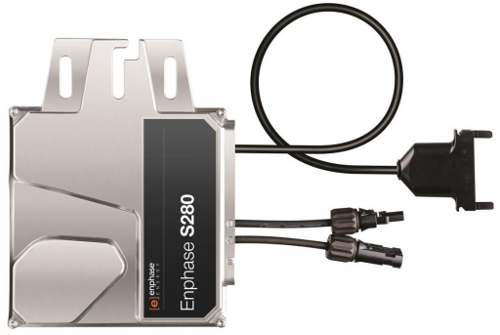 Enphase S280 - Micro Inverter History 2015