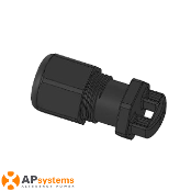 APsystems QS1, YC600 & Y500i AC Bus End Cap