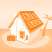 Can Renvu provide a 300W off-grid system?