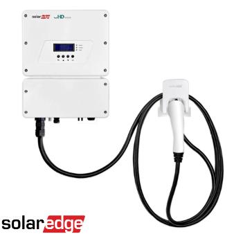 SOLAREDGE SE7600H-US HD-Wave with EV Charger AC Le   RENVU