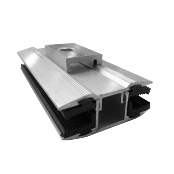 Universal Laminate Mid Clamp for frame-less modules Qt.1