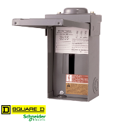 SQUARE-D QO Load Center 2-Space 70A 120/240VAC 48VDC NEMA 3R