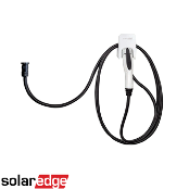 SolarEdge EV Charger Holder and Cable