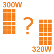Would Two Different Types of Solar Panels Work Together?