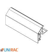 UNIRAC SFM Trimrail 66in. 40mm DRK v2 240140B