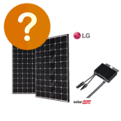 Can LG335N1C-A5 panels be used with SolarEdge P320 optimize