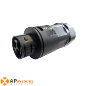 APsystems AC Connector (Male) 25A 3-Wire 2300531032