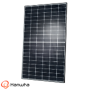 HANWHA Q CELLS Q.PEAK DUO-G5 325W Mono 60cell Black Frame Module