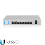 US-8-150W - Ubiquiti UniFi Switch 8 - 8 Gb ports