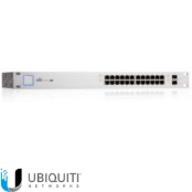 US-24-250W. UniFi Switch. Ubiquiti Switch. 24 Ports w/ PoE+