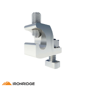 IRONRIDGE Grounding Lug T-Bolt Kit, 2 pcs