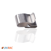 UNIRAC Wire Clip for Double PV Wire DCS-1307, Qty 1