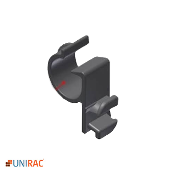 UNIRAC Wire Management Clip Microinverter Cable UV Plastic