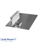 QUICKMOUNT Quick Rack Base Mount Flashing Kit Qt.1